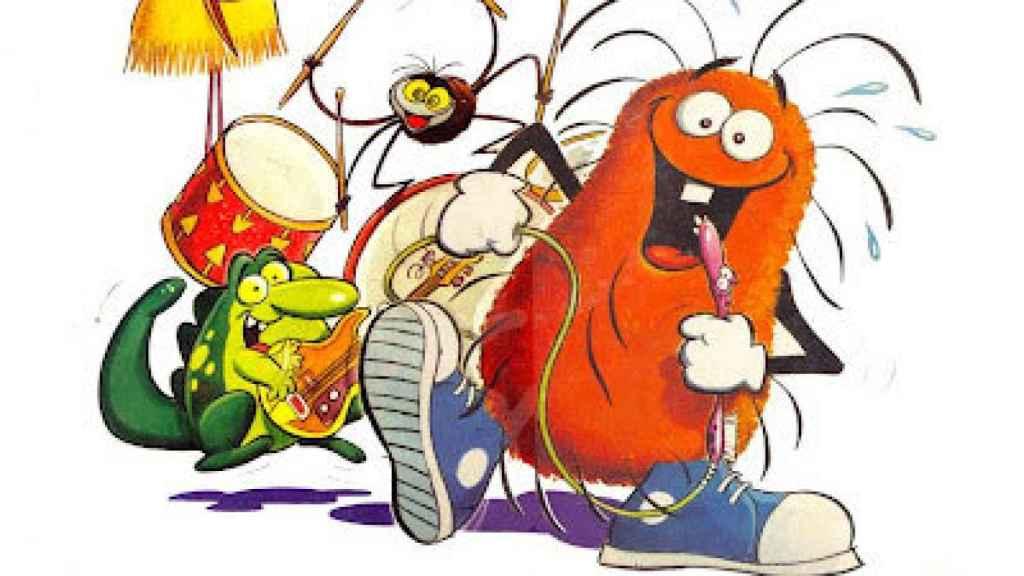 'Viaje al centro de la tele' revela qué era en realidad el monstruo de dibujos animados Casimiro