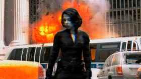 Scarlett Johansson en 'Viuda Negra'.