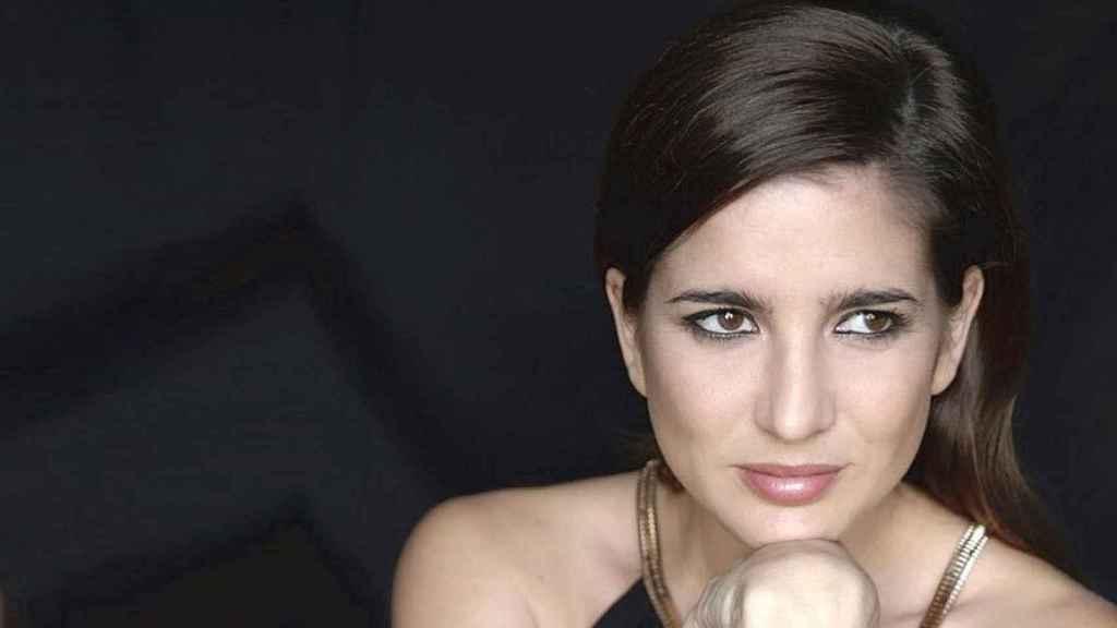 Quién es Lucía Jiménez, la actriz que hoy participa en 'Pasapalabra' (y concursó en 'TCMS')