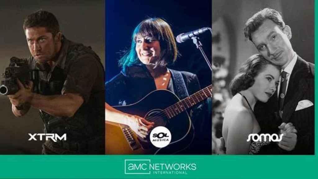 Movistar + sigue sumando canales: se refuerza con Somos, XTRM y Sol Música, de AMC Networks