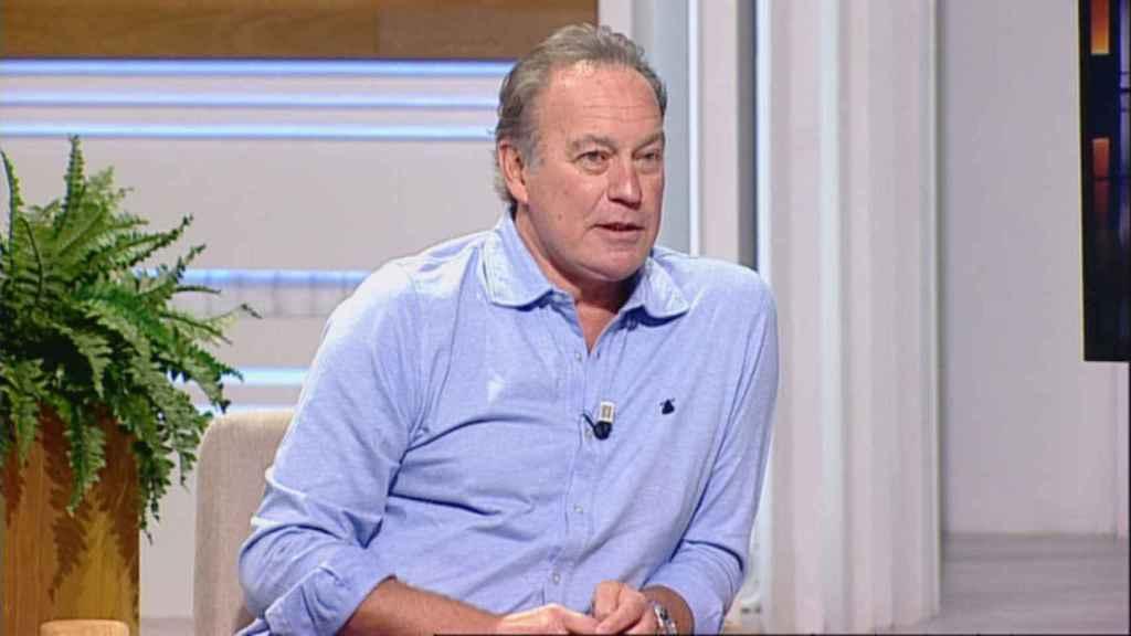 Bertín Osborne emitirá su programa de Canal Sur también en Telemadrid.