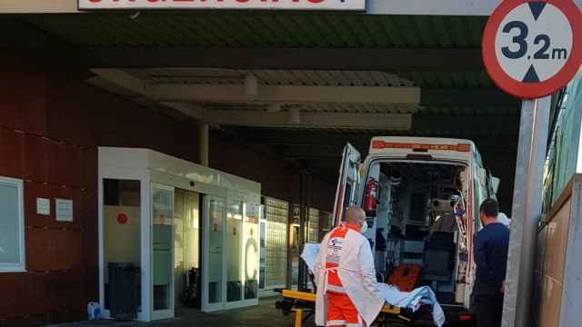 Urgencias del Hospital Virgen de la Concha de Zamora