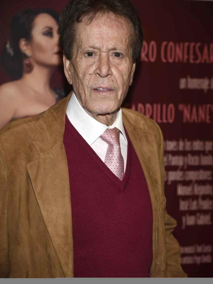 Hilario López Millán en la presentación de la obra 'Hoy quiero confesar'.