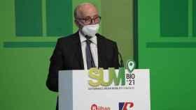 Brufau aboga por una transición energética al ritmo adecuado para no perjudicar a industria y consumidores