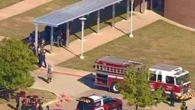 Tiroteo en un instituto de secundaria en Texas: no se sabe si hay víctimas