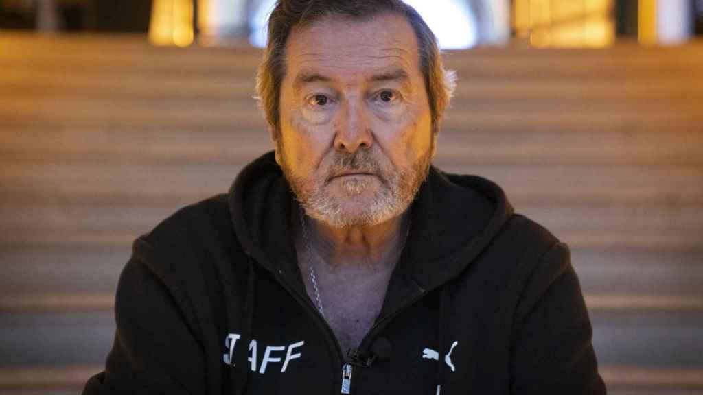 J.J Benítez, autor de la mítica saga Caballo de Troya, con la que vendió millones de libros.