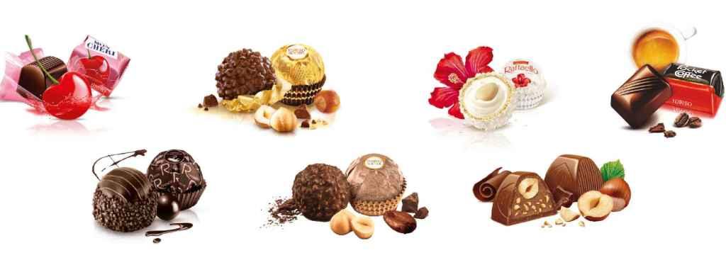 Especialidades Ferrero 2021