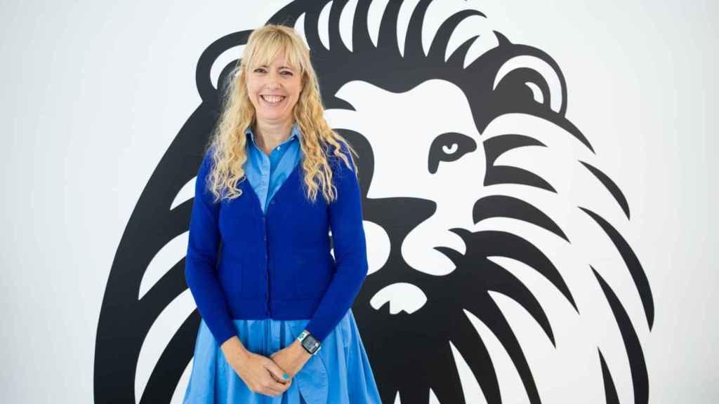 Laura del Pino Jimenez, responsable de Data & Seguridad en Ingeniería de BBVA España