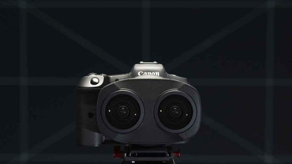 Objetivo RF 5.2 mm F/2.8L