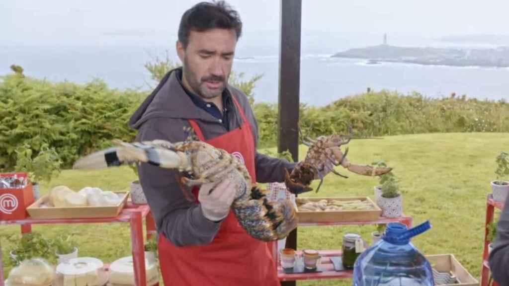 Señalan a 'MasterChef Celebrity' por utilizar marisco ilegal en su prueba de exteriores