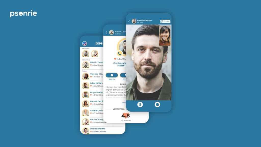 La startup brinda su tecnología al servicio de la lucha contra los prejuicios de la enfermedad mental.