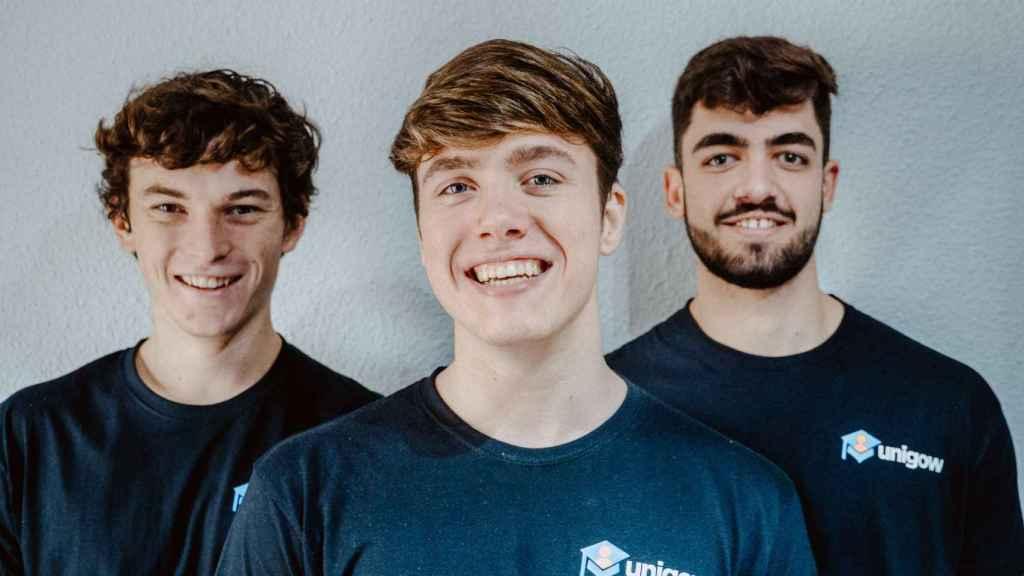 Unigow es un proyecto que aspira a que todos los alumnos de España puedan escoger carrera sin equivocarse basándose en la experiencia de los universitarios.