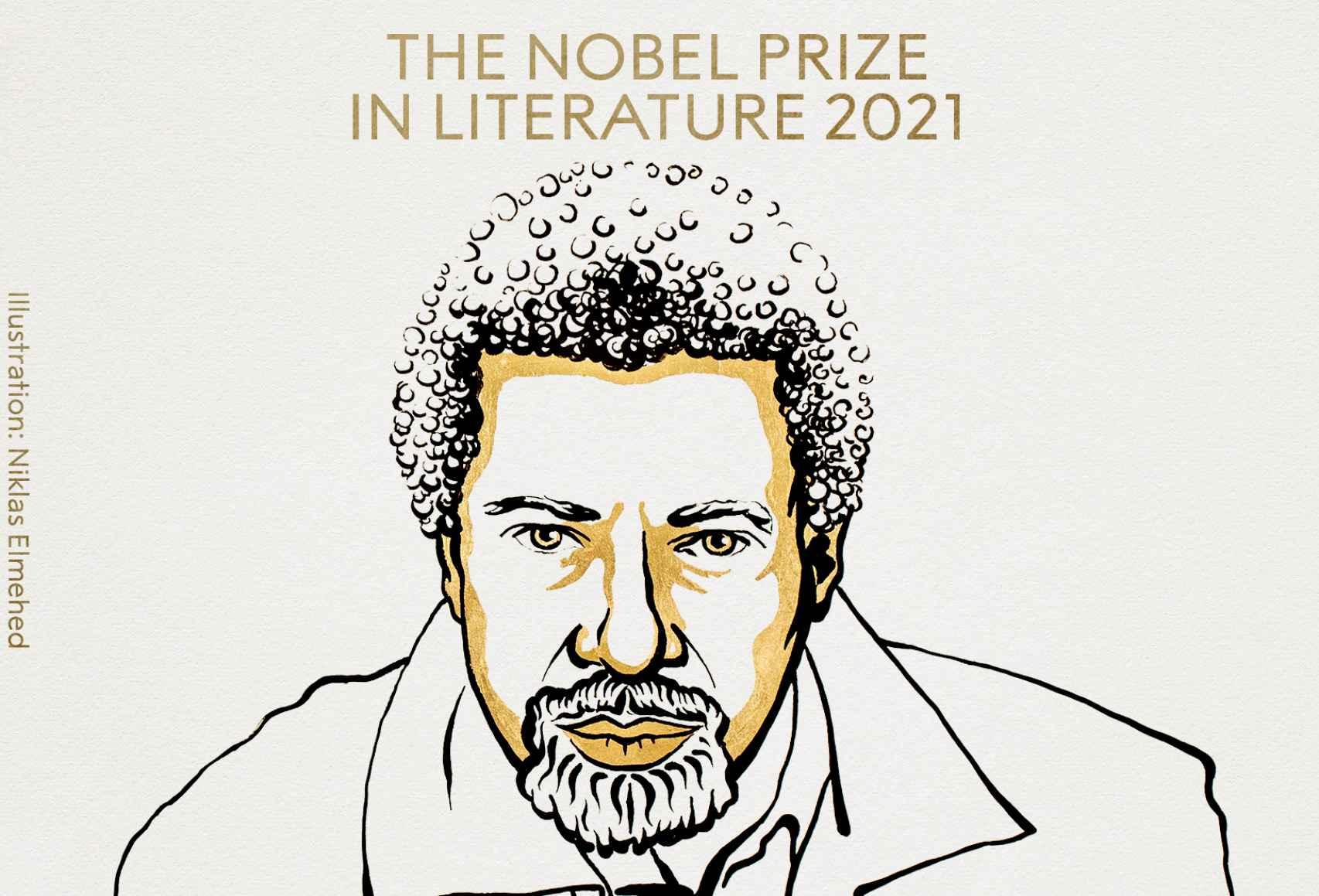 Abdulrazak Gurnah gana el Premio Nobel de Literatura 2021