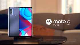 Nuevo Motorola Moto G Pure