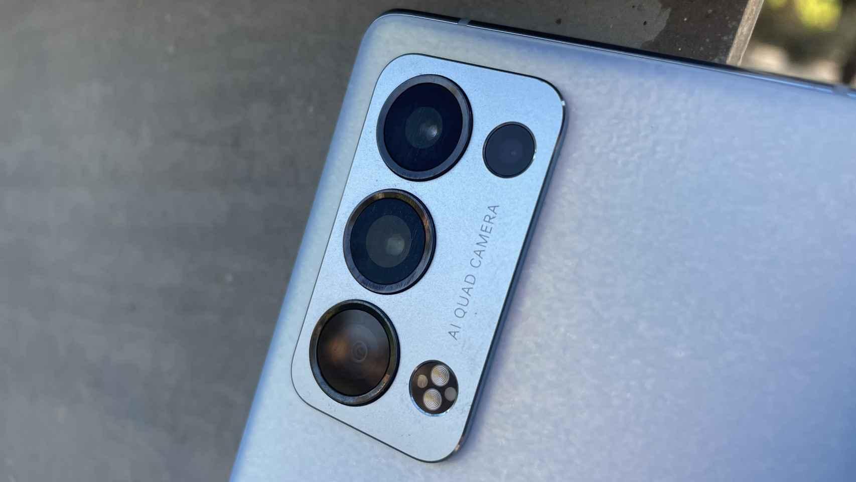 Probamos las cámaras del Oppo Reno 6 Pro