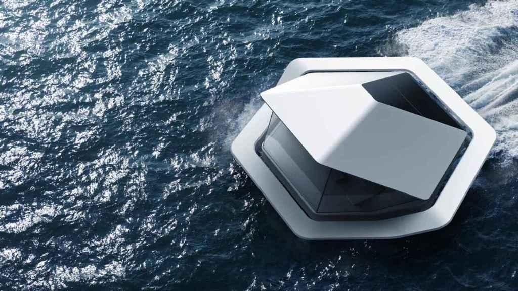 Habitat 2050 de Sony