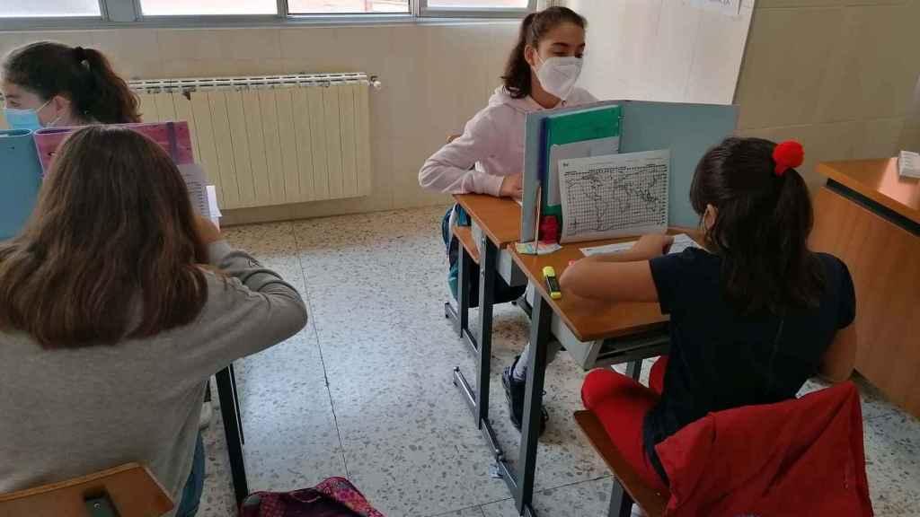 Alumnas del colegio Colegio Misioneras de la Providencia, Salamanca
