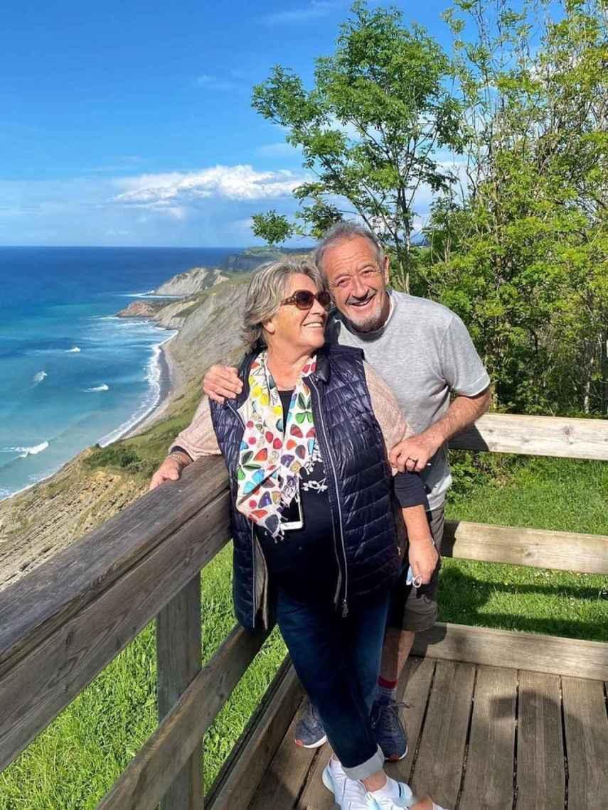 Luisi y Karlos continúan a diario cuidando de los negocios que fundaron tras casarse hace más de 40 años.