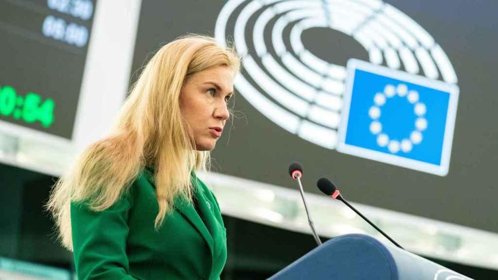 La comisaria de Energía, Kadri Simson, no quiere actuar a nivel de la UE