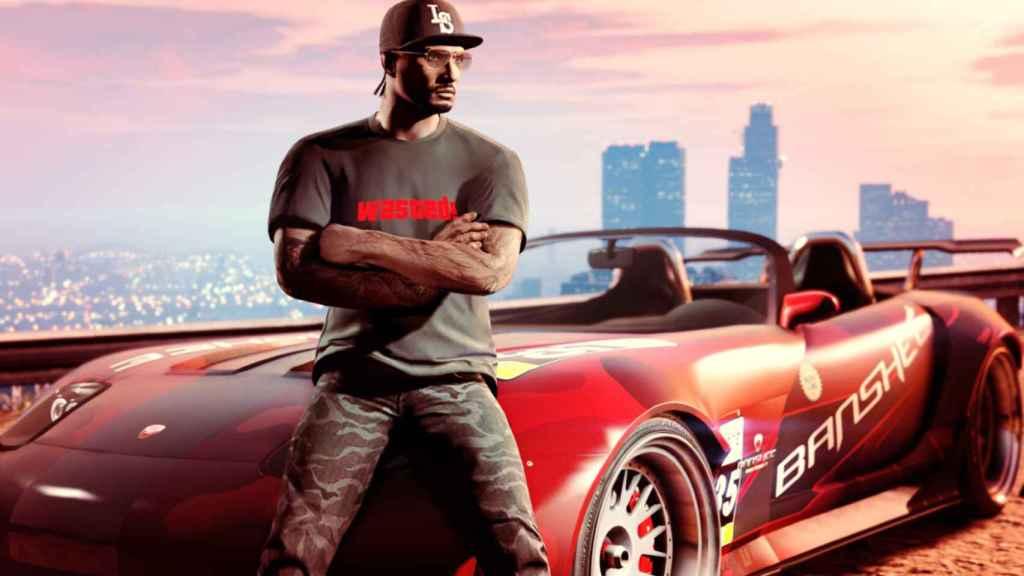 Imagen promocional GTA The Trilogy