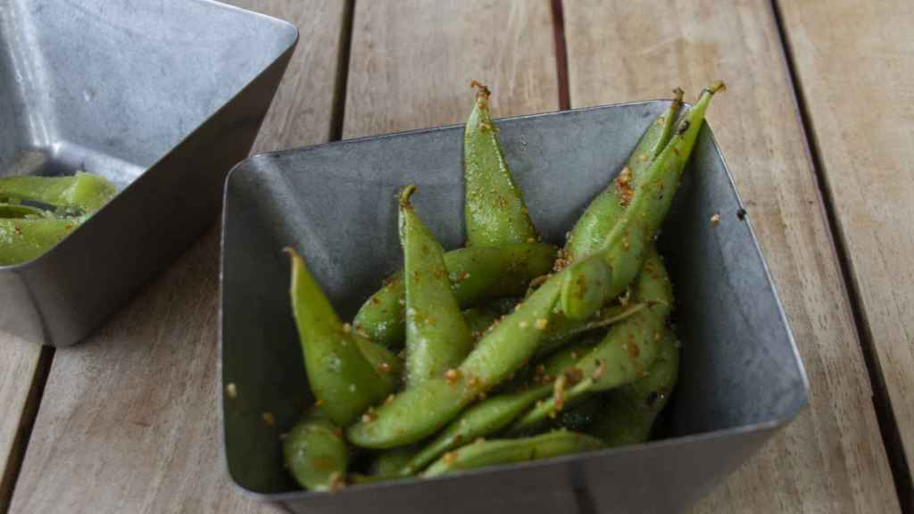 El edamame es una saludable forma de ingerir magnesio y otros nutrientes