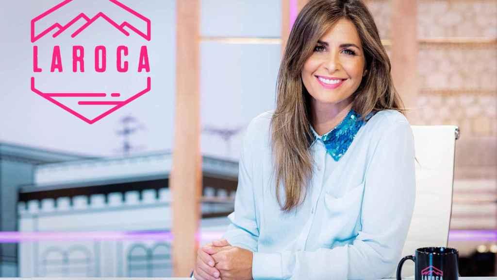 Nuria Roca se estrena al frente de 'La Roca' este domingo en laSexta.