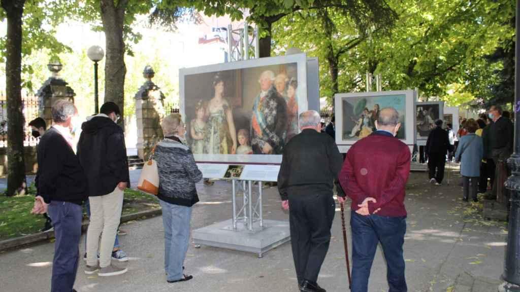 El Museo del Prado se 'traslada' a las calles de Soria