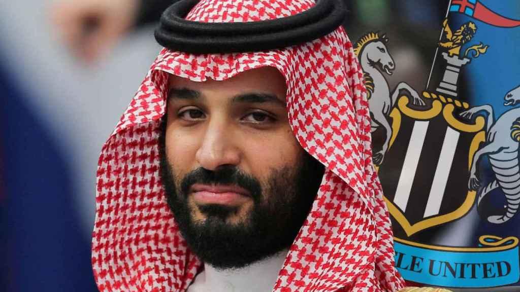 Mohammed Bin Salman, nuevo dueño del Newcastle