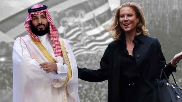 Amanda Staveley y Mohamed bin Salman, nuevos dueños del Newcastle