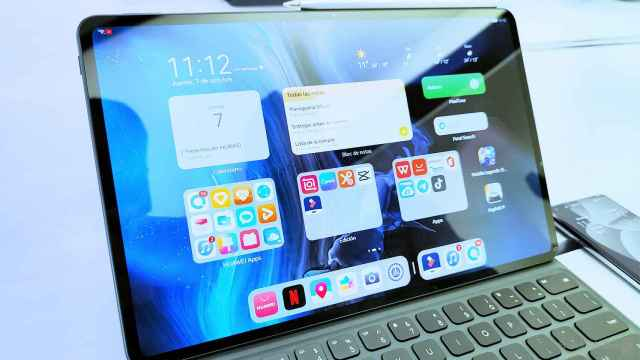 Primeras impresiones de la nueva tablet Huawei MatePad Pro 12,6