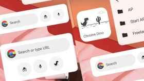 Google Chrome tiene nuevos widgets, incluyendo el juego del dinosaurio