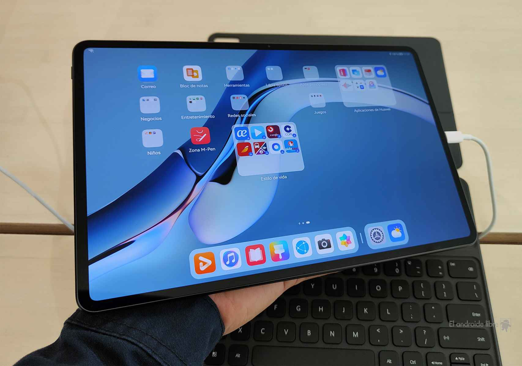 Huawei MatePad Pro 12,6