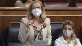 Ni Yolanda Díaz, ni Nadia Calviño, el vicepresidente primero es Sánchez