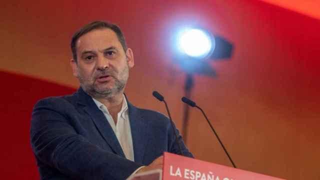 José Luis Ábalos, en una imagen de archivo. Europa Press