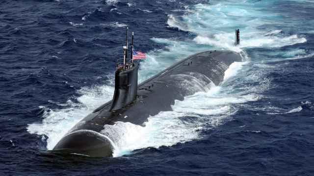 El USS Connecticut, accidentado en el Indo-Pacífico.