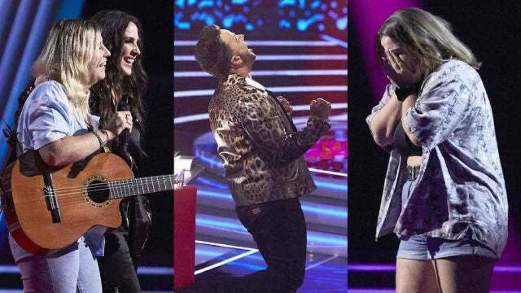 'La Voz' sube, lidera y es lo más visto del viernes; 'Got Talent' consigue reducir distancias