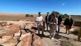 La Casa del Oro, nuevo yacimiento visitable en Quero (Toledo). Fotos: JCCM.