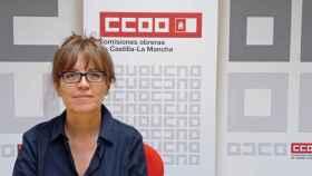 María Ángeles Castellanos, secretaria de Políticas Sociales, Agenda 2030 y Empleo de CCOO CLM.