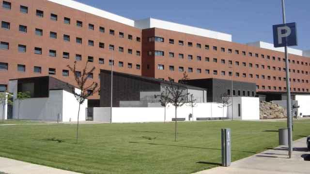Imagen de archivo del Hospital de Ciudad Real.