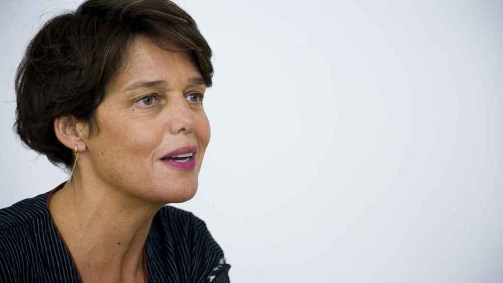 Mar Pieltain, directora general de Lexus en España.