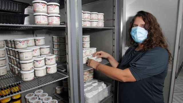 Cristina Quinto, fundadora de Mommus Foods.