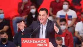 El secretario provincial de los socialistas leoneses y diputado nacional, Javier Alfonso Cendón