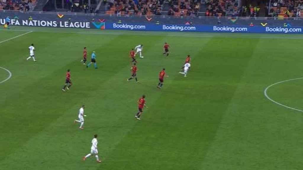 El gol de Mbappé en fuera de juego que valió un título