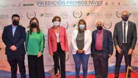 El Palenque de Talavera acoge la entrega de los Premios Pávez y la clausura del VIII Festival de Cortos