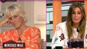 Mercedes Milá pierde la paciencia con los problemas técnicos en su entrevista en 'La Roca'