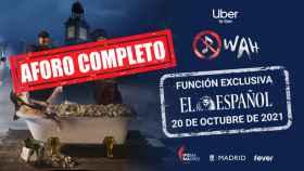 La sesión del 20 de octubre de Wah será exclusiva para EL ESPAÑOL