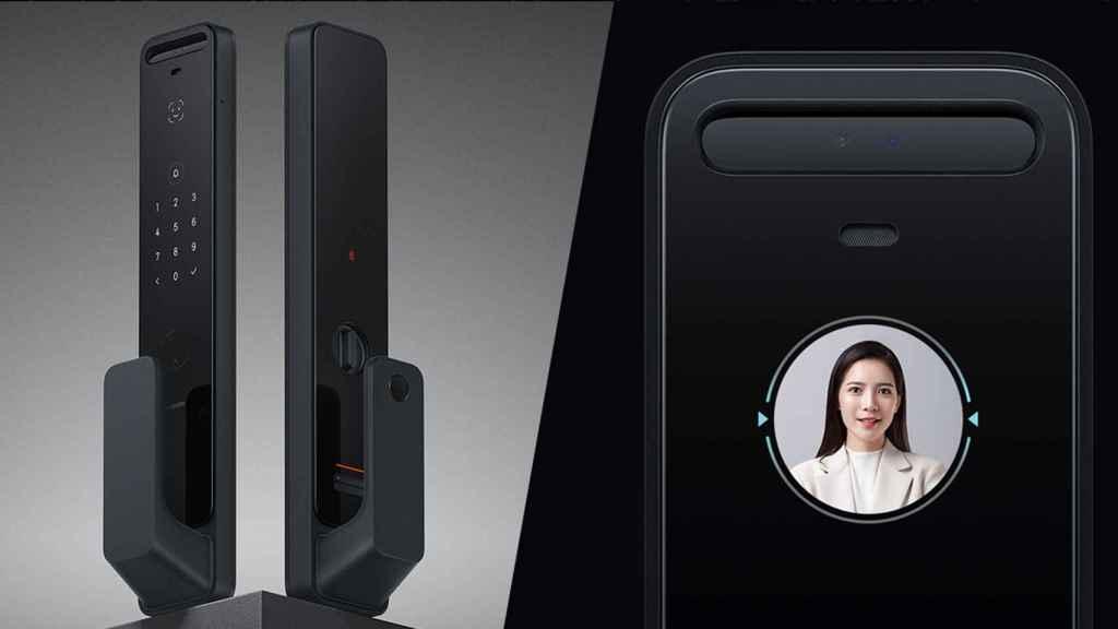 Xiaomi Face Recognition Intelligent Door Lock X