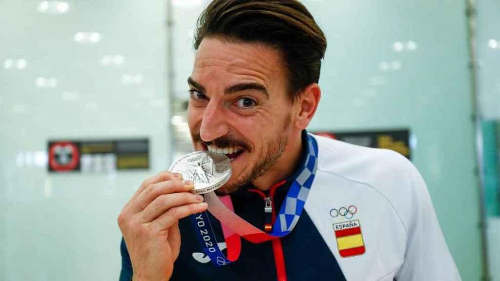 Quién es Damián Quintero, el medallista olímpico que hoy participa en 'Pasapalabra'