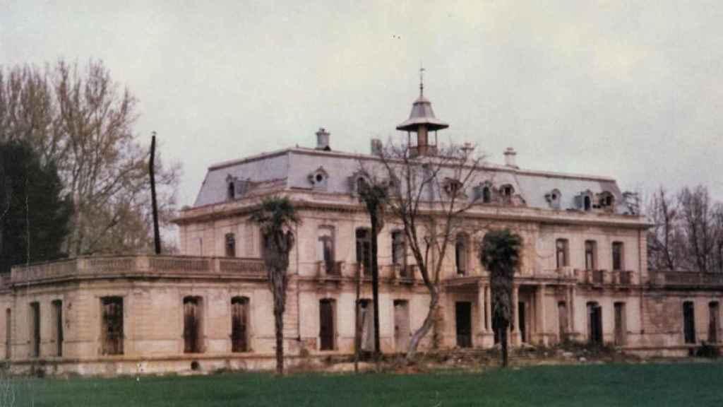 Palacio de los Gosálvez, Villalgordo.