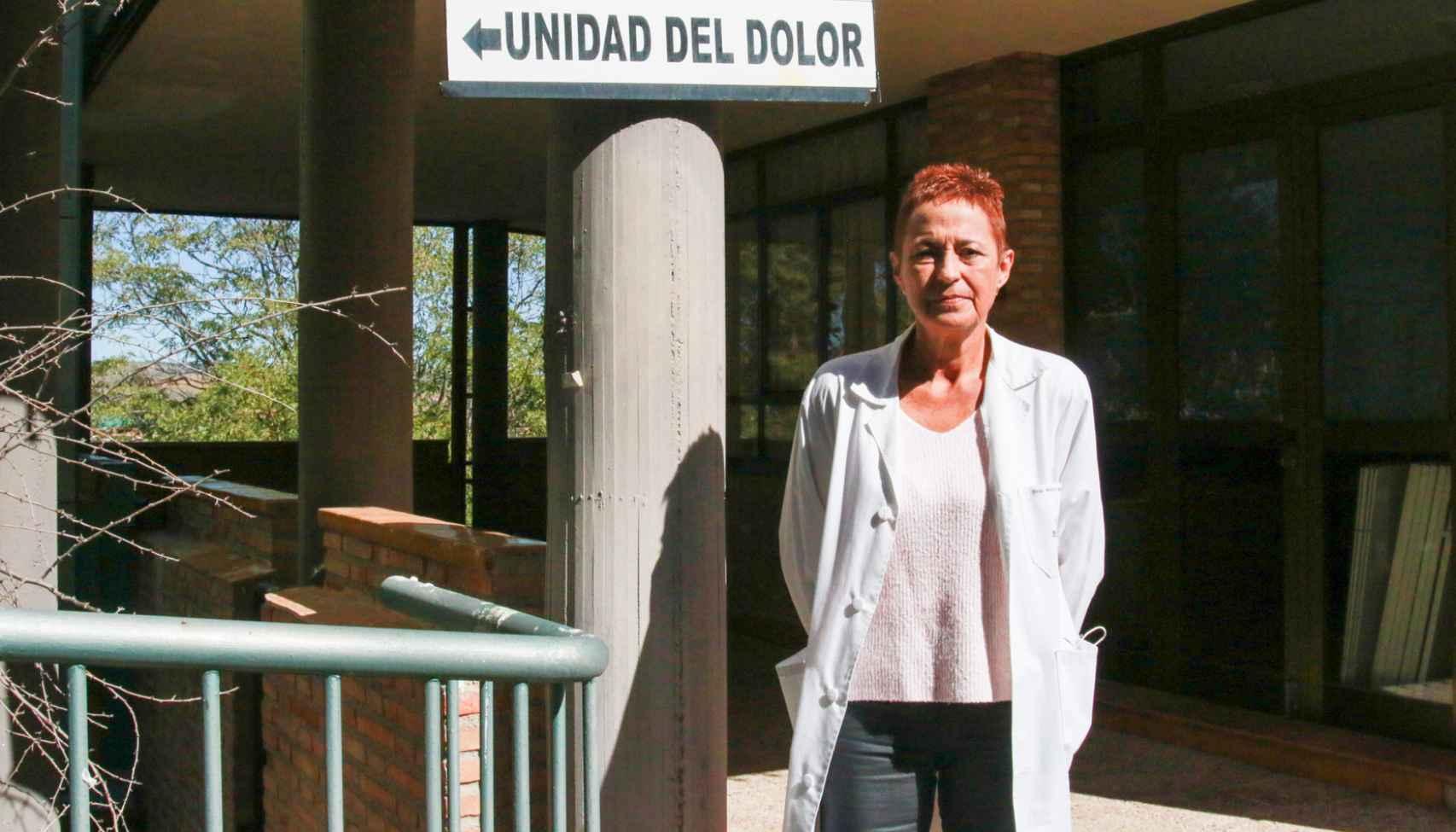 Unidad del Dolor del Complejo Hospitalario de Toledo.